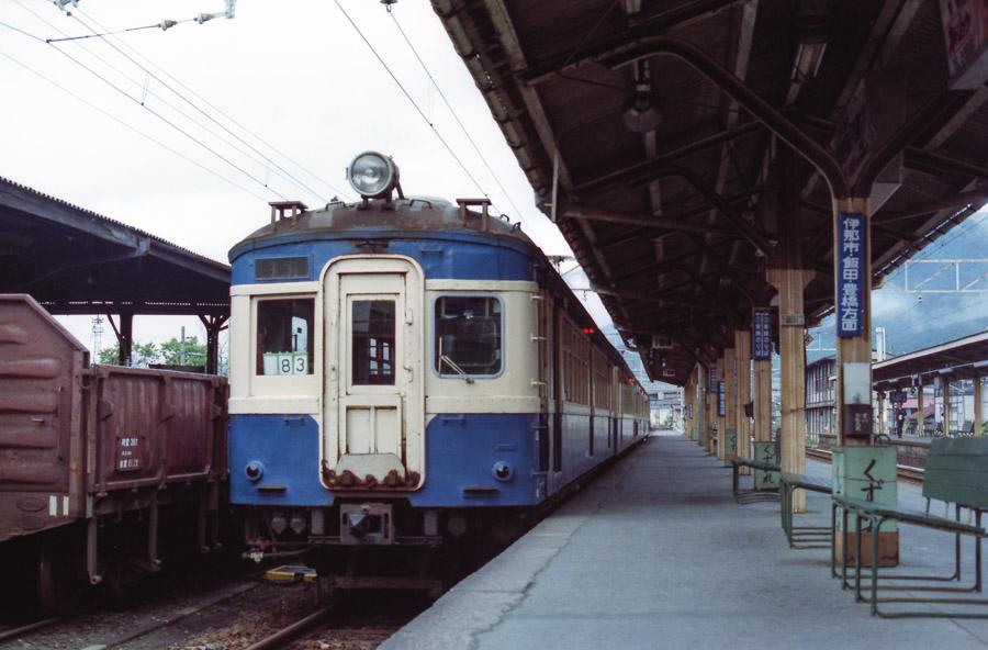 クモハ54002  旧型国電