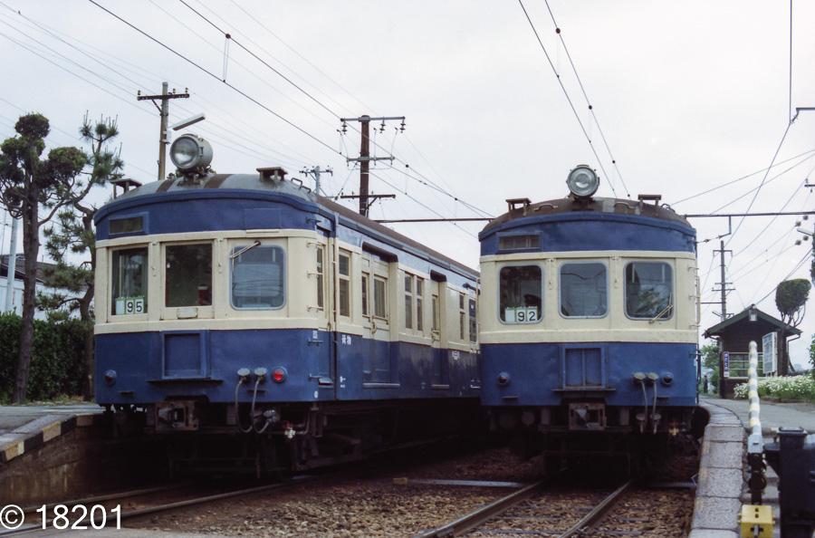 クハユニ56011 クハユニ56001 旧型国電