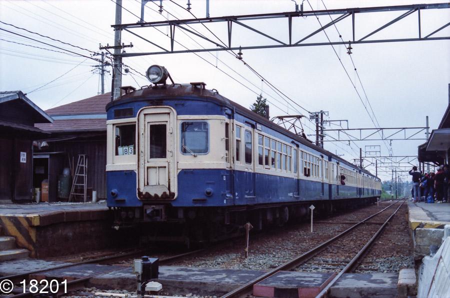 ク モハ54002 旧型国電