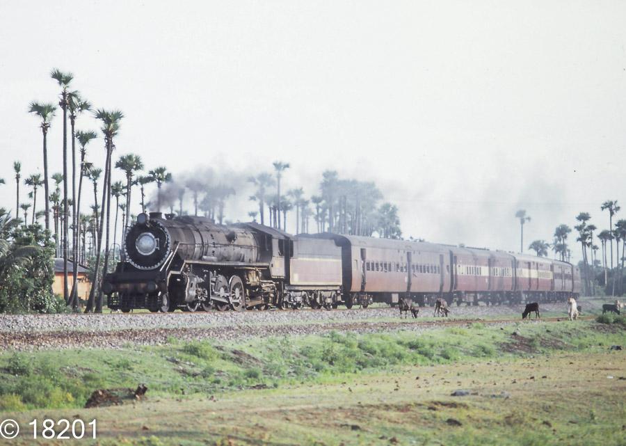 Indian Steam WG Class