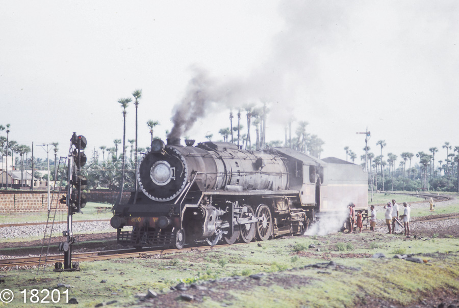 Indian Steam WG Class