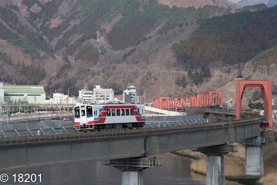 三陸鉄道リアス線 釜石